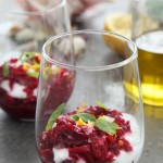Beet and Yogurt Salad